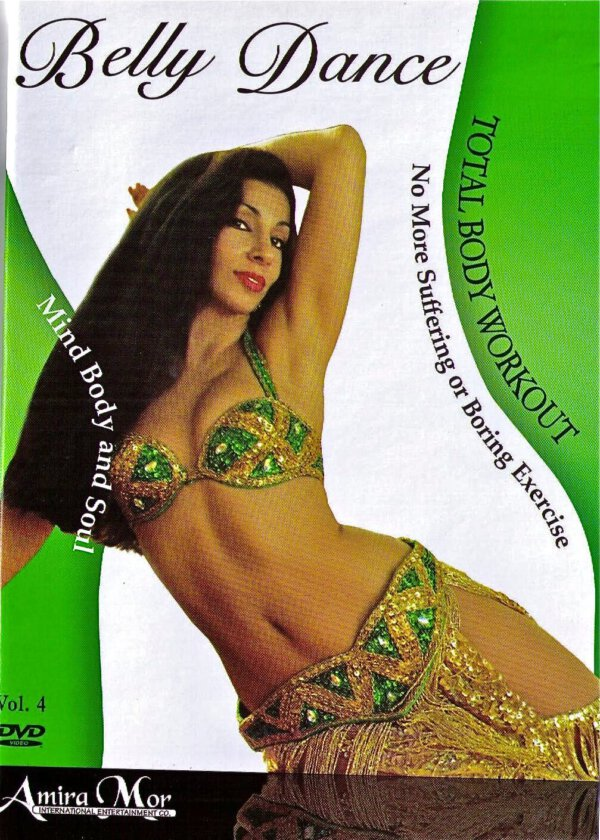 Belly Dance Total Body Workout Vol 4