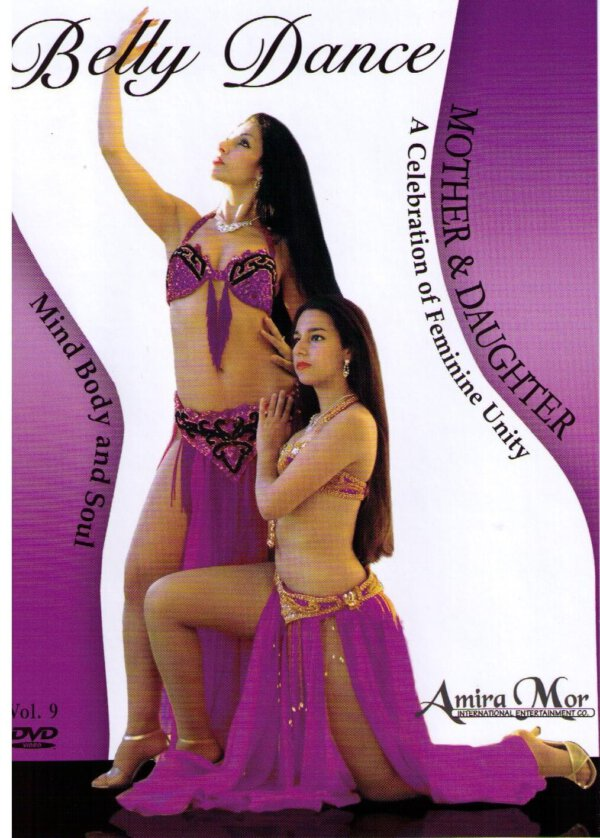 Belly Dance to Mother Daughter Vol9